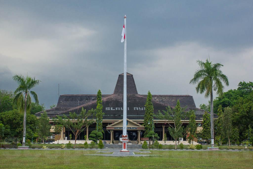 Kantor Bupati Kabupaten Tegal