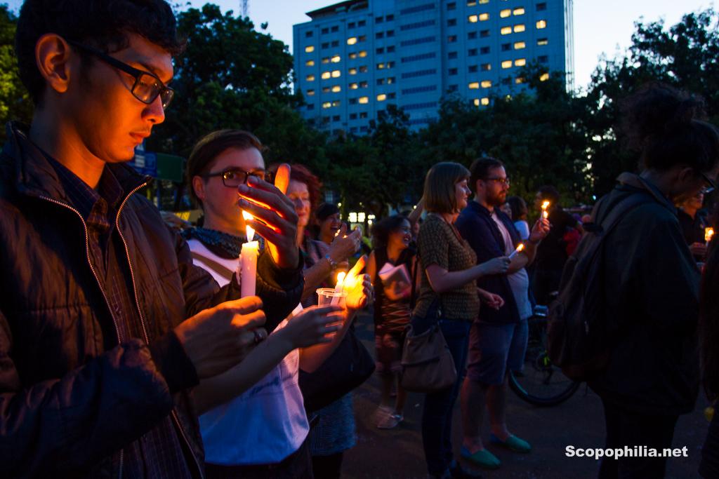 Lilin Untuk Yuyun dan Stop Kekerasan terhadap Perempuan IMG_5561