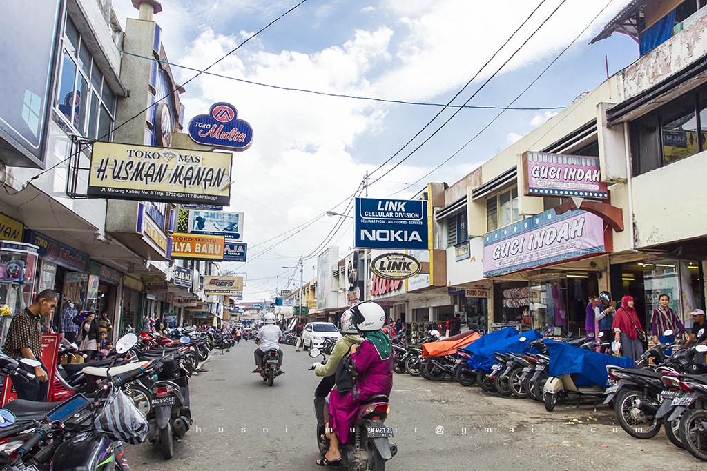 Jalan Minang Kabau
