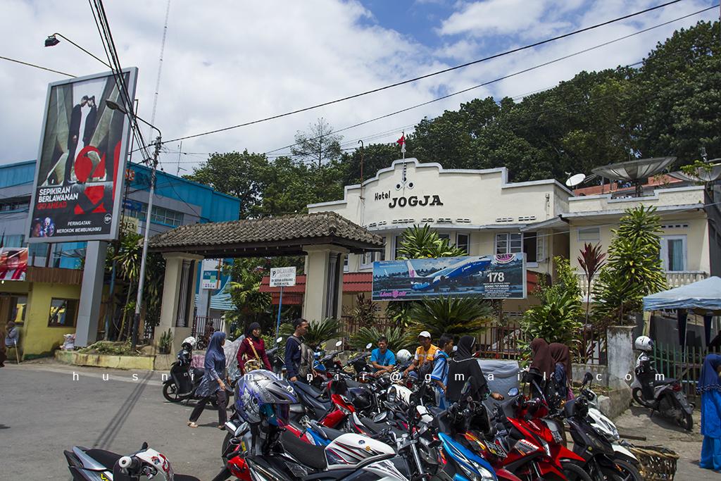 Hotel Jogja di Guguk Panjang