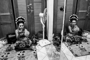Back Stage - Gedung Bharata