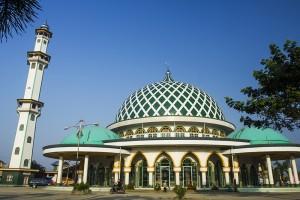 Mesjid Istiqlal- Bandar Jaya - Lampung