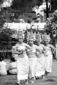 Odalan Pura Parahiyangan di Jagakarttya Gunung Salak Bogor