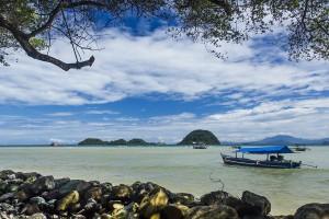 Pantai Pasir Putih - Lampung
