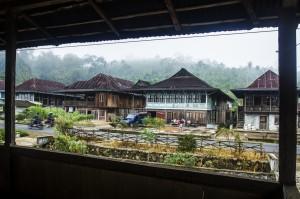 Rumah-Panggung-Liwa-Lampung